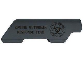 CTR/MOE 0.750 Cheek Riser Zombie Outbreak Response Team BLACK.223
