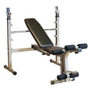 Best Fitness Olympic Weight lifting Bench Press Barbell Fast Shipping