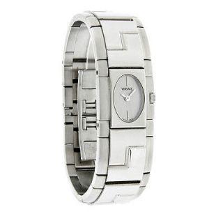 Versace Sapho Series Ladies Silver Dial Swiss Quartz Watch