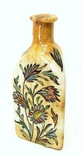 Late 19th century to Early 20th Century Persian Pottery Bottle