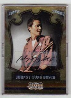 AMERICANA AUTO JOHNNY YONG BOSCH 314/699 MIGHTY MORPHIN POWER RANGER