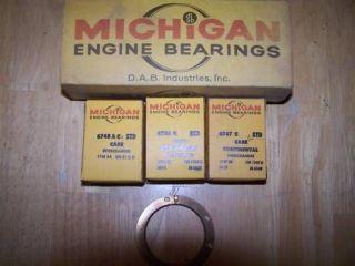 case tractor 200b 320 310c std main bearing set time