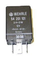 BMW E21 E23 E24 E28 E30 Turn Signal/Hazard Flasher Relay 3 Prong OEM