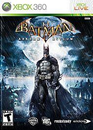 batman arkham asylum xbox 360 2009  12