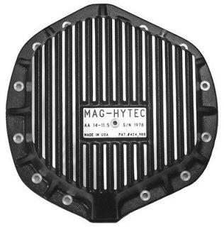 Mag Hytec Rear Differential Cover 01 10 Silverado/Sierra Duramax 6.6L