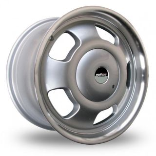 15 ford ka 96 09 wolfrace slot mag alloy wheels