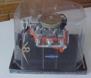 Liberty 16 scale Chevy Small Block 350 Engine NIB Motor Chevrolet