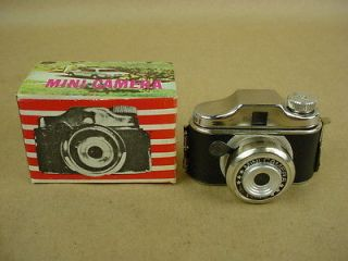newly listed vintage arrow mini spy camera mint in box