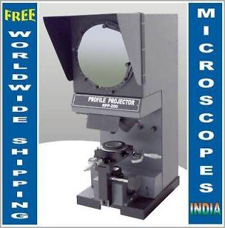 Profile Projector Optical Comparator Digital Measuring Micrometer