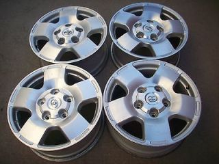 18 TOYOTA TUNDRA SEQUOIA LAND CRUISER TRD POLISHED FACTORY WHEELS