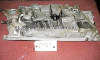 GM/CHEVY 350/5.7L VORTEC ENGINE INTAKE MANIFOLD (LOWER) 1996 1999 (F 3