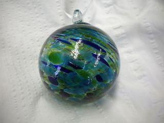 friendship ball hand blown glass christmas ornament  15