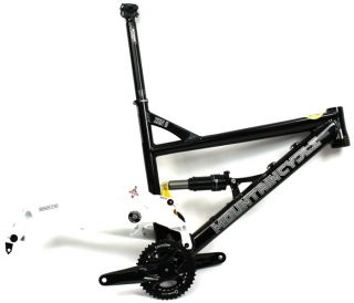 MOUNTAIN CYCLE ZEN II Sm Mountain Bike Frame Single Pivot Suspension