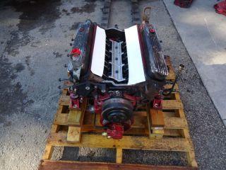 volvo penta 5 7 gi g engine long block marine