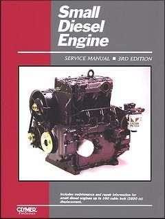 small diesel engine service manual 3rd edition time left $