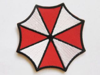 NEXT FREE SHIPPING Umbrella Corp Resident Evil Patch 7.5x7.5cm