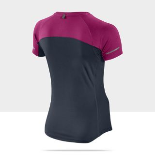 Nike Miler Girls Running Shirt 411318_453_B