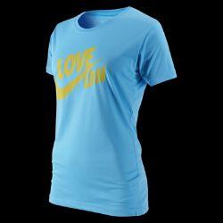Nike Dri FIT Love Womens Tennis T Shirt