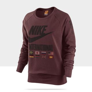 Nike Track amp Field International Womens Sweatshirt 503447_607_A