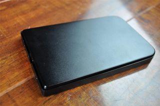 hitachi travelstar 120gb 2 5 portable external usb hard drive caddy