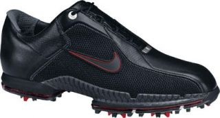 2010 Nike Tiger Woods Zoom TW Golf Shoes New Black Mens