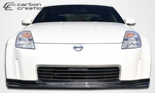2003 2005 Nissan 350Z Carbon Creations N 1 Front Lip (104221)