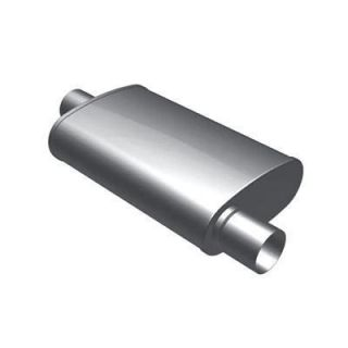 Magnaflow Muffler XL 3 Chamber 3 Inlet 3 Outlet Stainless Steel