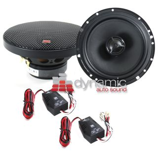 Morel Tempo 6C 6 Integrated 2 Way Tempo Series Coaxial Car Speakers