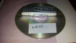 Netgear WG111V2 USB 802 11g 54Mbps XP Vista Win7 Wireless WiFi Card