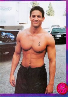 Jeff Timmons SHIRTLESS 98 Degrees Adrienne Bailon 3LW