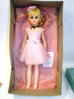 Vintage Madame Alexander Elise Ballerina Doll 1745