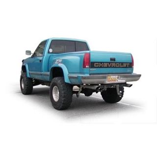 Bushwacker 40012 01 Extend A Fender Flares Chevy / GMC Stepside 88 98