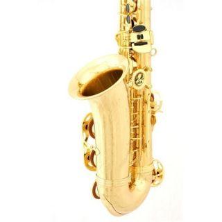 Sax Series 1 Alto Saxophone in A Midas Gold Lacquer Finish Selmer Sax