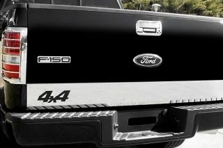 09 13 Ford F 150 Tailgate (Rear Deck) Truck Chrome Trim, 1 Pc New