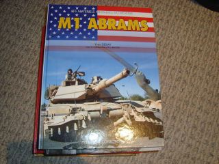 US Army M1 Abrams Tank Armour Reference Book