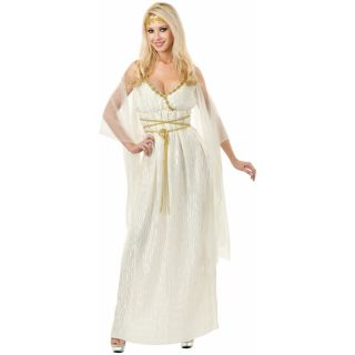 Grecian Princess Adult Womens Sexy Greek Goddess Halloween Costume Std