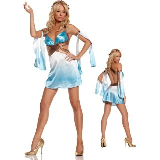Adult Costume Greece Grecian Sexy Greek God Goddess Ancient