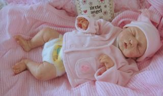 Aimee Precioso Kit BEBE Para Reborn de Phil Donnelly