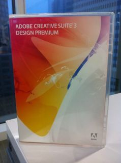 Adobe Creative Suite CS 3 Design Premium