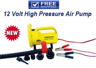 12 Volt High Pressure Air Pump 410 Liters MIN Volume Maximum Pressure