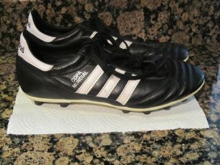 Adidas Copa Mundial Black Soccer Cleats Shoes Mens 9