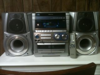 AIWA STEREO SYSTEM CX NAJ70 NSX AJ70 EXCELLENT CONDITION BOOMIN