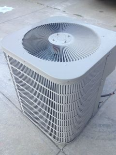 Goodman Central Air Conditioner Heat Pump Model CPLE48 1 4 0 TON 48