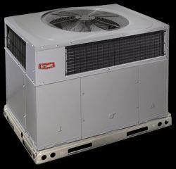 Bryant Carrier 3 5 Ton 13 SEER Air Conditioner Package Unit 704DNXA42