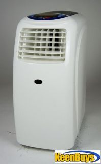 Soleus Portable Air Conditioner Heater Dehumidifier Fan 12 000 BTU KY2
