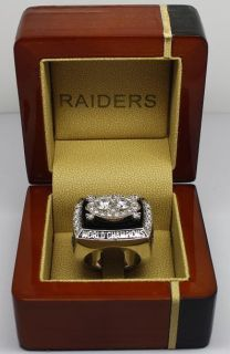 1980 Okland Raiders Owner AL Davis Super Bowl world Championship ring