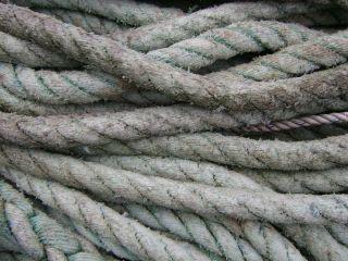 20 Feet Tow Nylon Mooring Rope Alaska King Crab Pot Floats