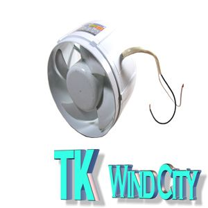 Inline Duct Fan Diffuser Fans Cool Air Blower