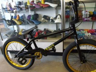 Fit Bike Co Aitken 1 Black 2012 BMX Bike
