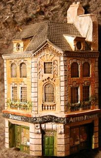 Dominique Gault Alfred Dunhill 1964 31 Miniature